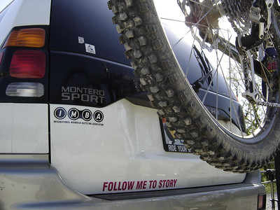 Indiana mountain bikers are always ready to load up and head to the trail.