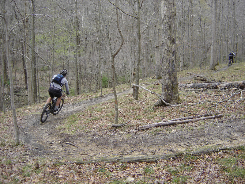 Bike Nashville Indiana Brown County Mountain Biking