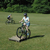 Young in body or young in heart, it doesn't matter at the Midwest Women's Mountain Bike Clinic!